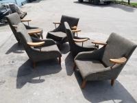 ghế sofa cafe thanh lý