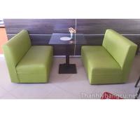 Thanh lý bàn ghế quán cafe 063