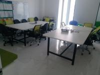 Bộ bàn ghế phòng họp