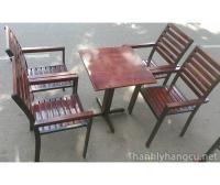 Thanh lý bàn ghế quán ăn 062