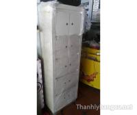 Thanh lý tủ đựng đồ nhiều ngăn