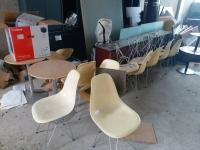 Thanh lý ghế nhựa cafe