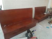 Ghế gỗ dài