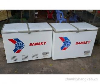 Tủ đông Sanaky cũ