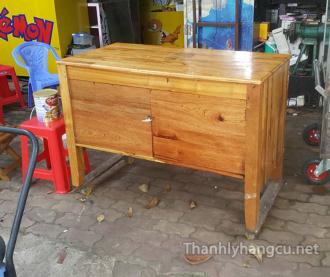 Thanh lý bàn gỗ